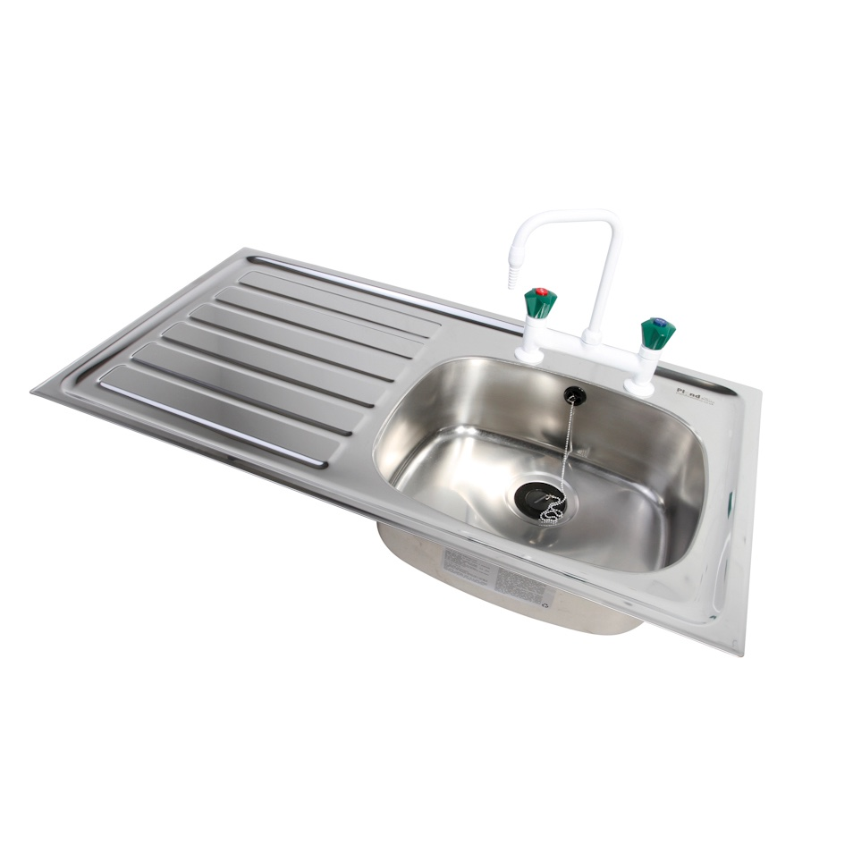 Troy Inset Sink - Laboratory