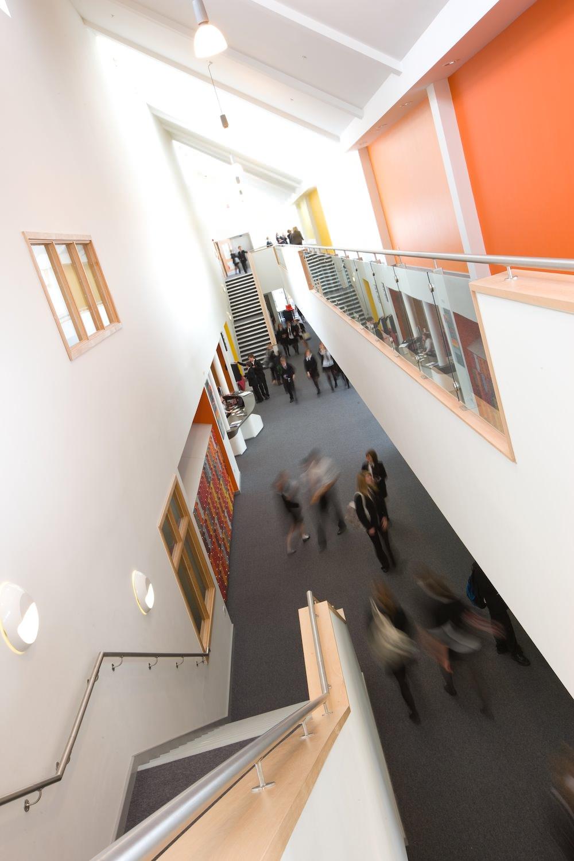 John Ferneley College public areas