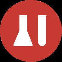 icon round laboratory