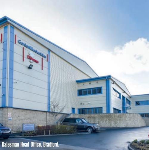 Dalesman Group, Bradford