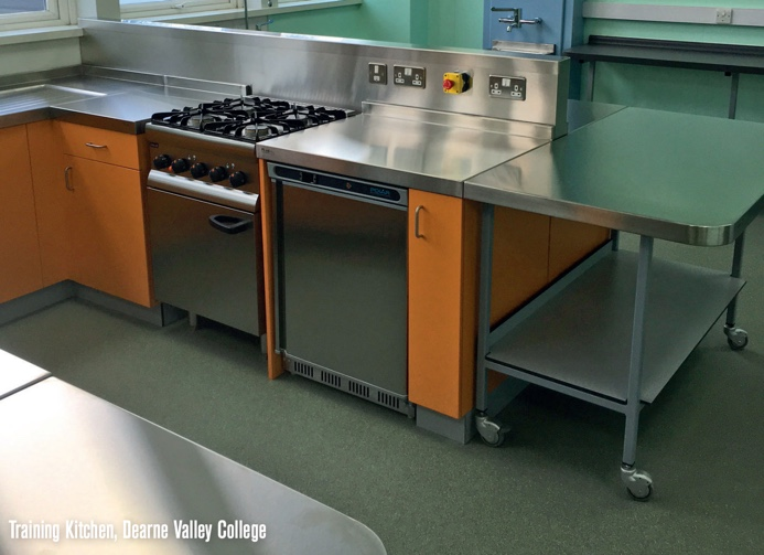 Dearne Valley College Rotherham case study