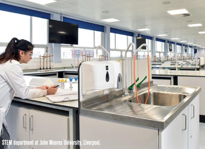 Liverpool John Moores University case study