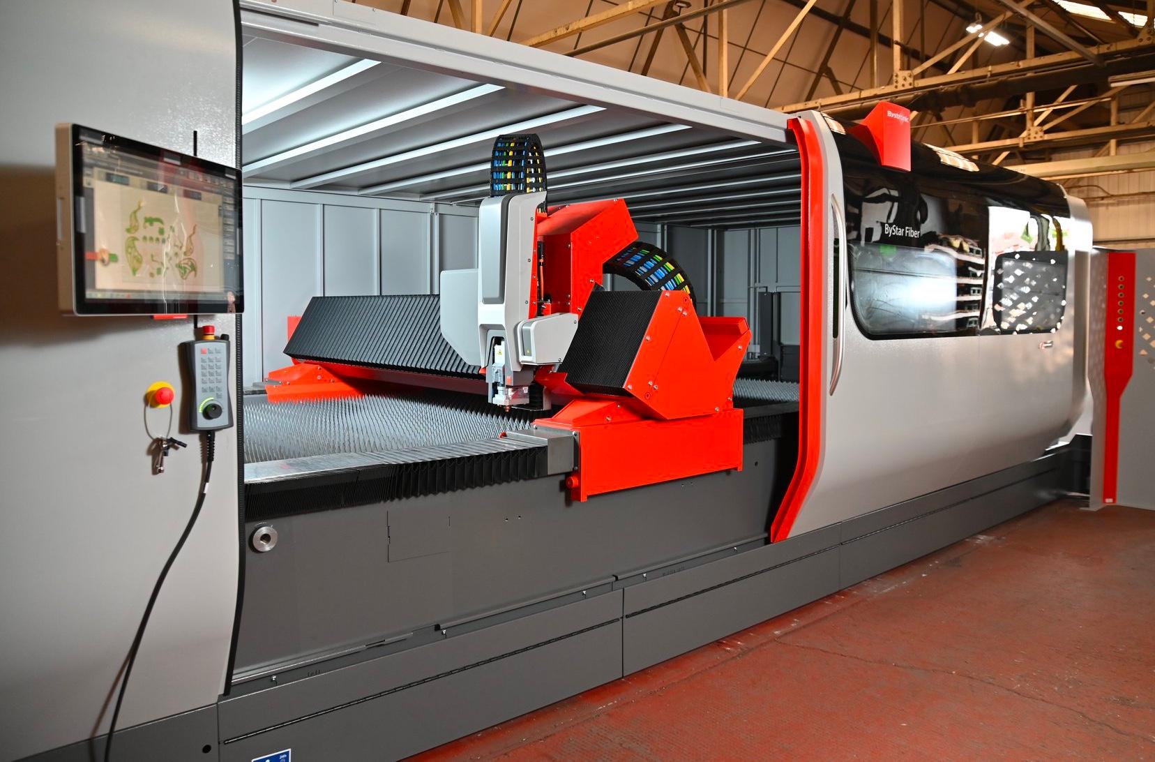 Pland Modern Steel Craftsmanship
