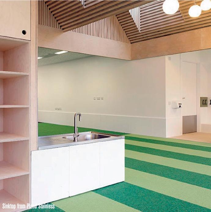 whitehorse manor infant school sinks