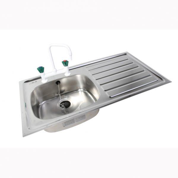 Troy Inset Sink-0