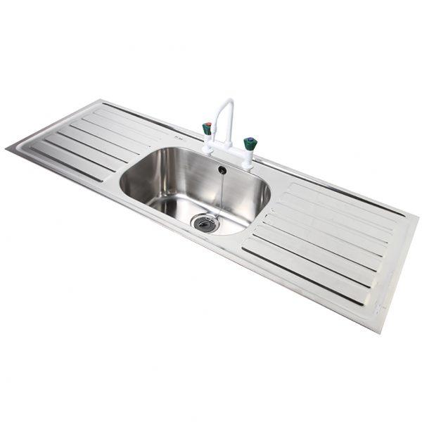 Troy Inset Sink -0