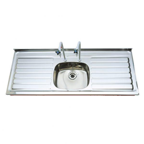 Troy2 Sit-On Sink -0
