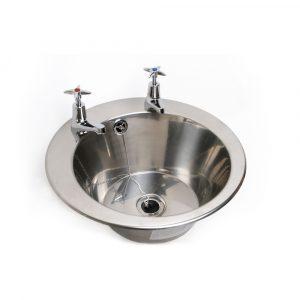 Cyprus Circular Washbasin-0