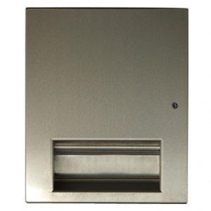 Askern Recessed Towel Dispenser SAN1049 Education