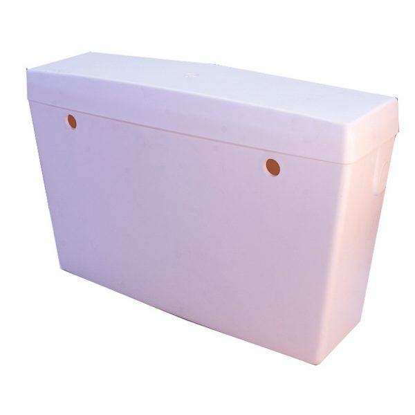 Bergamo Plastic Lever Cistern
