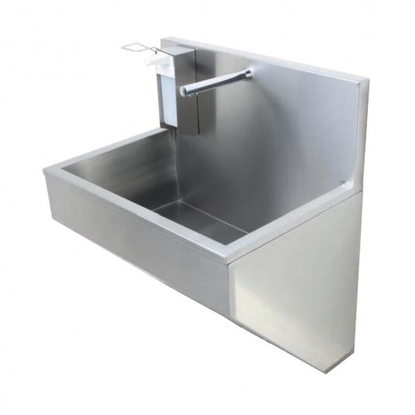 Abaco european style scrub sink-0