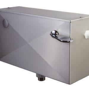 Zaragoza Stainless Steel Cistern-0