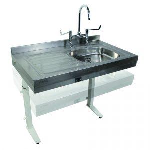 Corsica Height adjustable sink-0