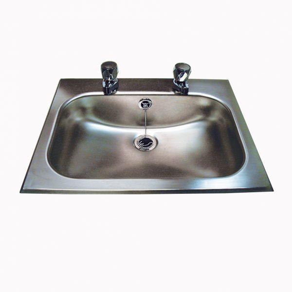 Bermuda Inset Washbasin-0