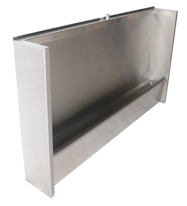 Vienna Floor Standing Slab Urinal 1200mm-0