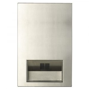 Fixby Recessed Warm Air Dryer-0