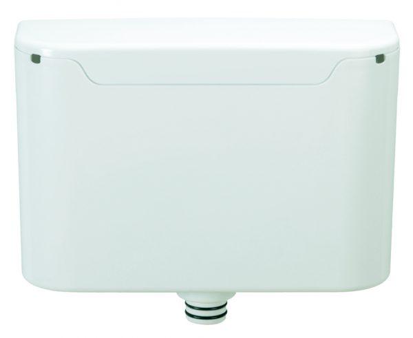 Linton Plastic Push Button Cistern-0