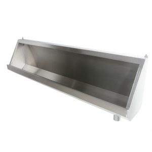 Fife Trough Urinal 1200mm right hand outlet-0