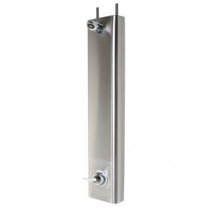 Stamford Thermostatic Shower Unit-0