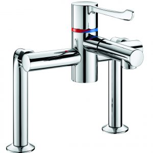 Dart Thermostatic deck mounted tap-0
