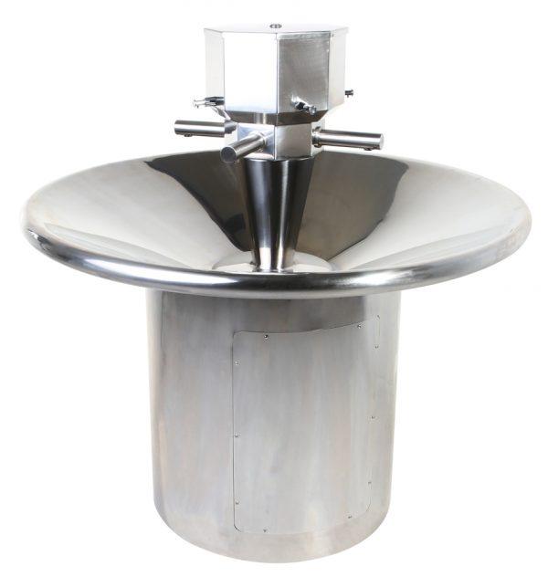 Venice Circular Washstation - Conical-0