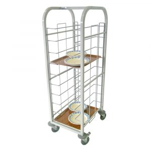 Hermitage - Clearing trolley-0