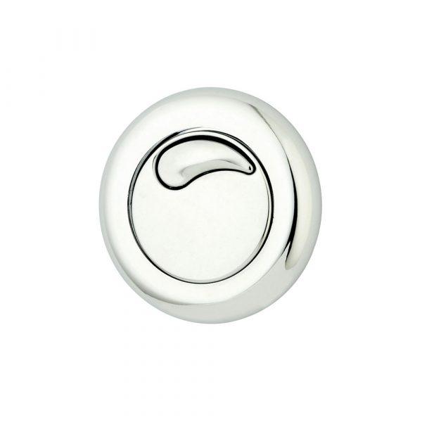 Cadiz Dual flush pneumatic push button chrome plated plastic (IPS panel)-0