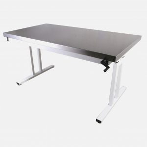 Corsica Packing Table Manual Rise and Fall Table