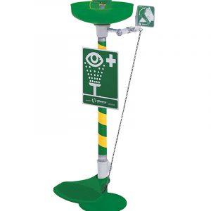Sion Axion Eye Wash Pedestal with Foot Treadle-0
