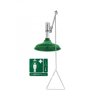 Lugano Drench Shower Vertical Supply-0