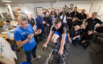 Pland Raises Over £1200 For MNDA