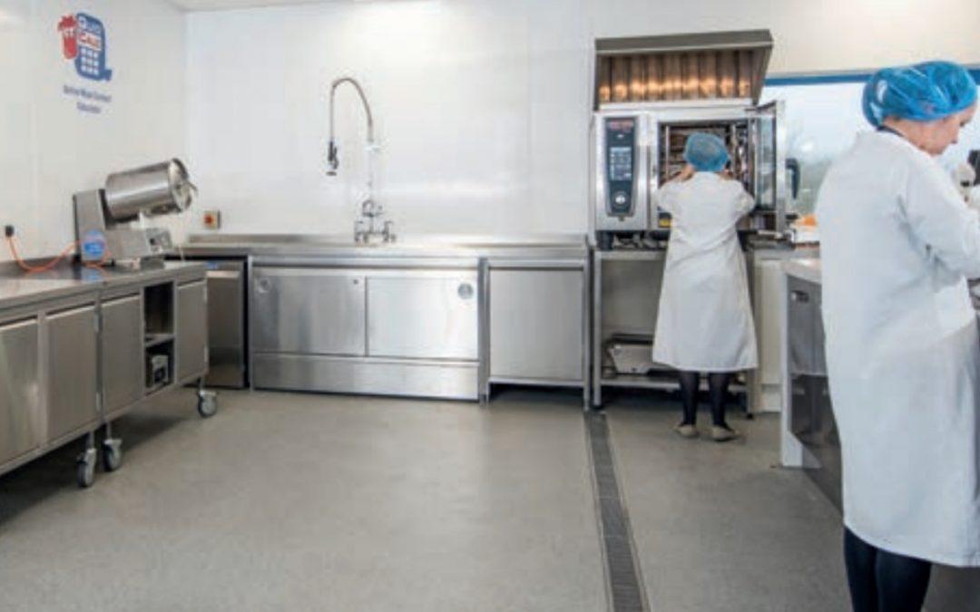 Dalesman Group, Bradford – New Product Development Suite