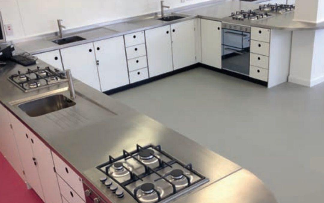 Notre Dame High School, Norwich – Food Technology Suite