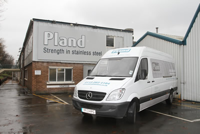 Quality Service and Value stainless steel products in the UK