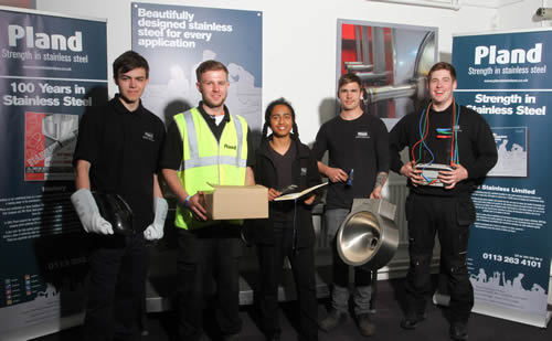 Apprentices Pland Company-Wide