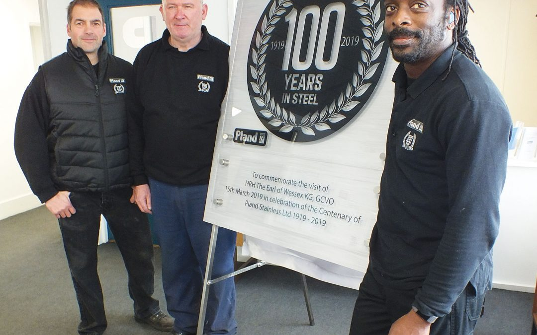 100 Years Service