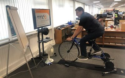 Cycling For MNDA LIVE!