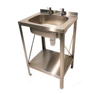 Emergency Wash Basin