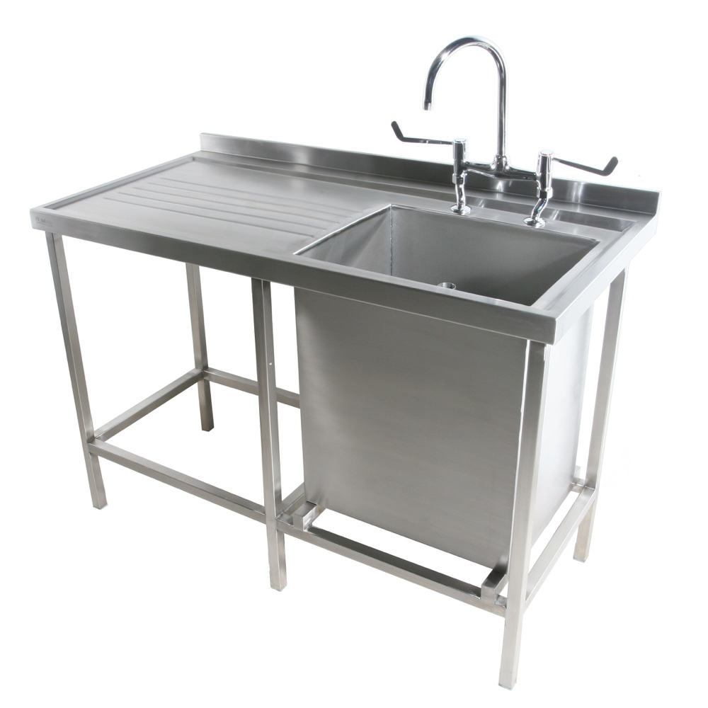 Special sized sink unit
