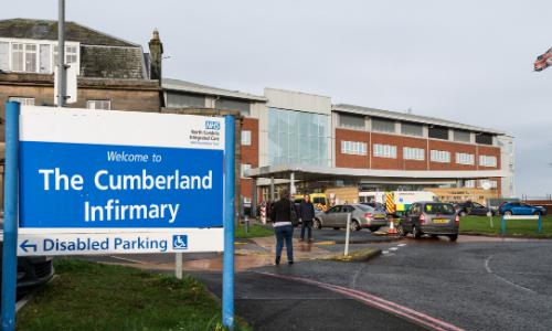 Cumberland Infirmary MRI Suite
