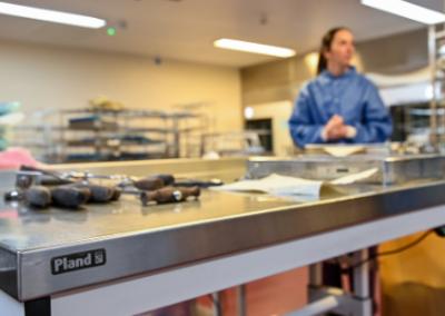 Pinderfield NHS Trust – Sterile Services Unit