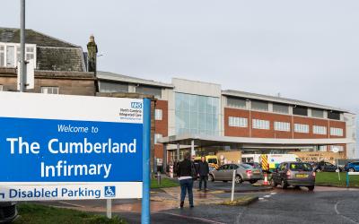 Pland Supplies Cumberland Infirmary NHS Trust