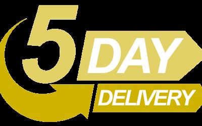 September Stock for speedy delivery…